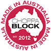 choppa block made in Australia